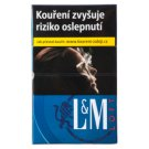 L&M Loft True Blue Slims cigarety s filtrem 20 ks