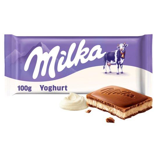 Milka Yoghurt 100g