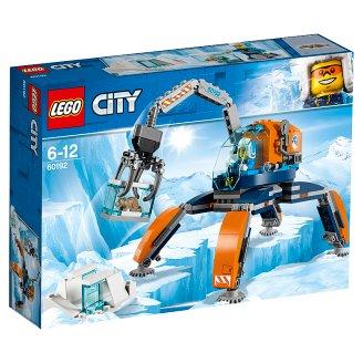 LEGO City Arctic Expedition Arctic Ice Crawler 60192