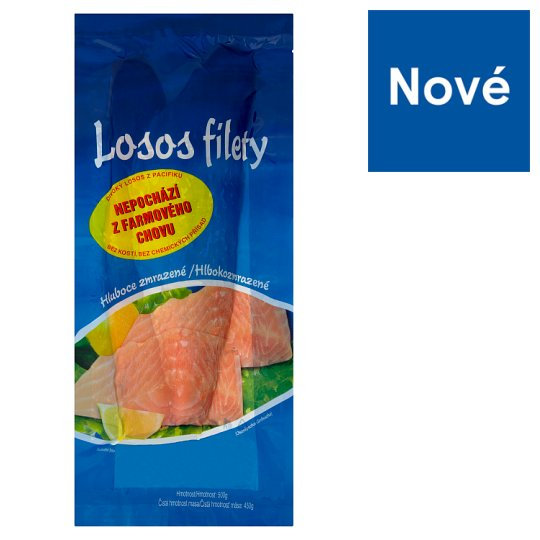 Salmon Fillets 500g