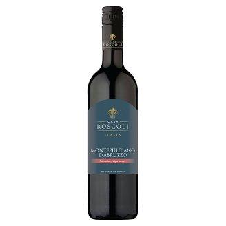Casa Roscoli Montepulciano d´Abruzzo DOC víno červené suché 750ml