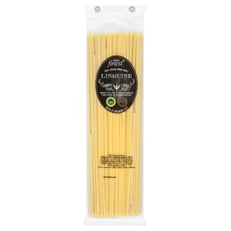 Tesco Finest Linguine Egg-Free Dried Pasta 500g
