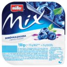 Müller Mix Bianco Yoghurt with Blueberry Flavour 150g