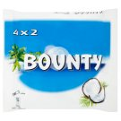 Bounty Coconut 4 x 2 x 28.5 g