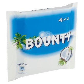 Bounty kokosová 4 x 2 x 28.5g