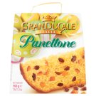Granducale Panettone with Raisins and Candied Orange Peel 900g