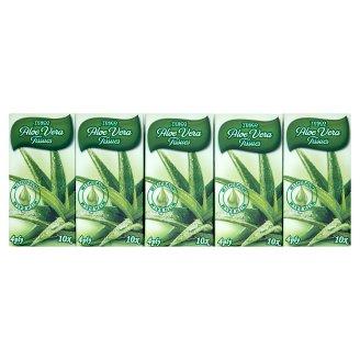 Tesco Papírové kapesníky s Aloe Vera 10 x 10 ks