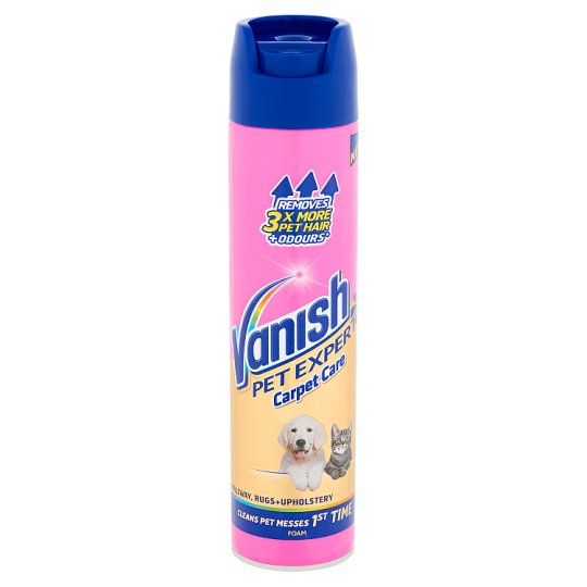 Vanish Pet Expert Čisticí pěna 600ml