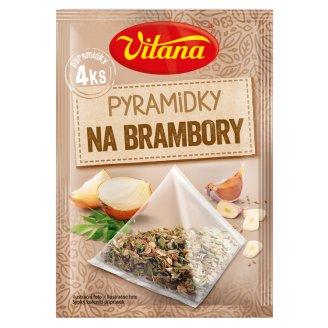 Vitana Brambory pyramidky koření 4 x 5g