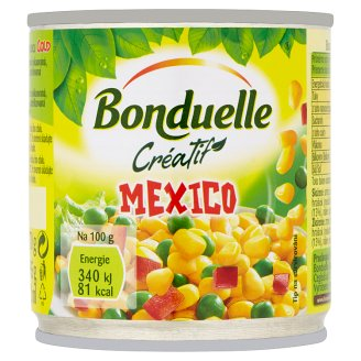 Bonduelle Créatif Mexico Vegetable Mix in Salt Brine 170g