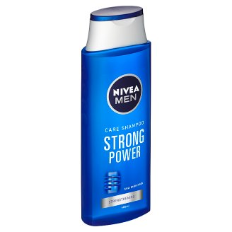 Nivea Men Strong Power Šampon pro muže 400ml