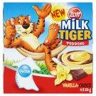 Zott Milk Tiger Pudding Vanilla-Chocolate 4 x 50g