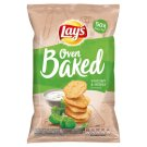 Lay's Baked Potato Chips with Yoghurt and Herb Flavors 65g