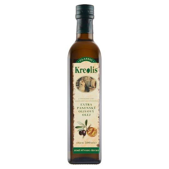 Kreolis Classic Extra panenský olivový olej 500ml