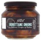 Tesco Finest Borettane Onions in Balsamic Vinegar of Modena 300g