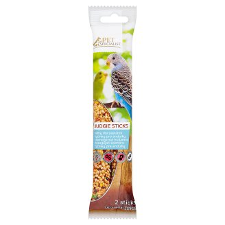 Tesco Pet Specialist Budgie Sticks 2 pcs 60g