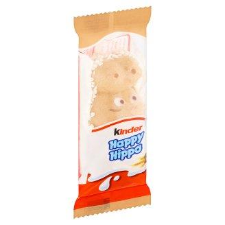Kinder Happy Hippo Oplatka s mléčnou a lískooříškovou náplní 20,7g