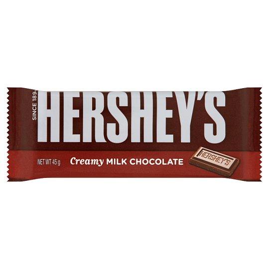 Hershey's Creamy Milk Chocolate 45g