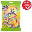 Tesco Candy Carnival Sour Worms Jelly with Fruit Flavours 200g
