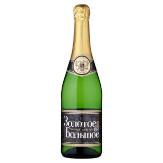 Zolotoe Bolšoe Alcoholic Carbonated Drink 0.75L