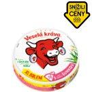 Veselá Kráva Tavený sýr se šunkou XL 16 ks 240g
