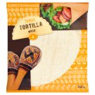 Tesco Tortilla Wheat 4 x 62.5g