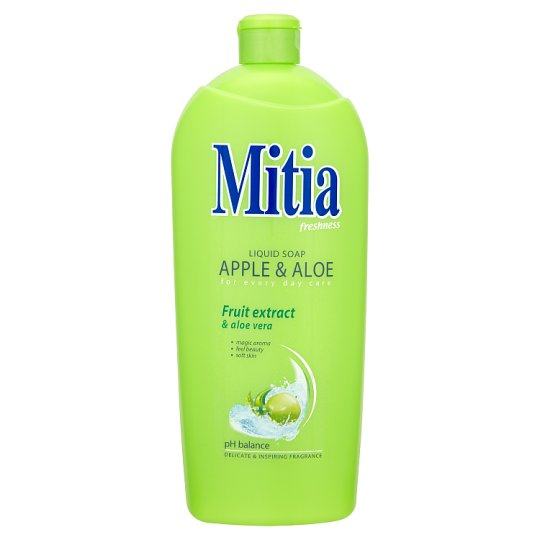 Mitia Apple & Aloe Liquid Soap 1000ml