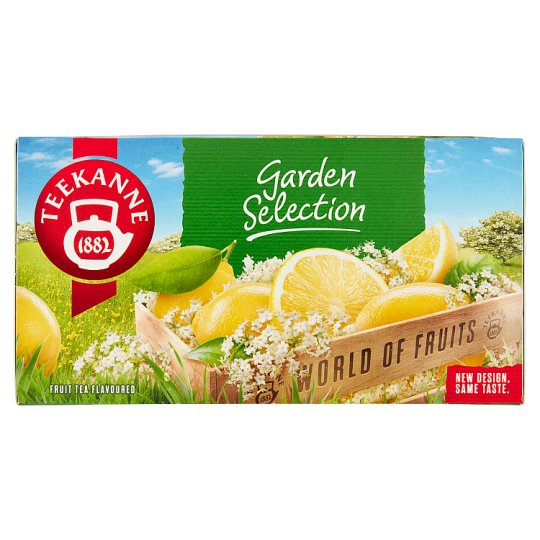 TEEKANNE Garden Selection, World of Fruits, 20 sáčků, 45g