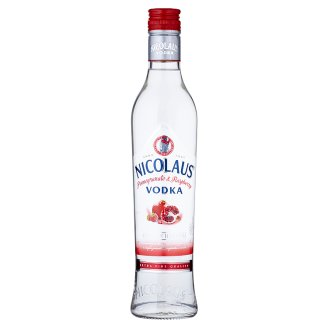 St. Nicolaus Pomegranate & Raspberry Vodka 500ml