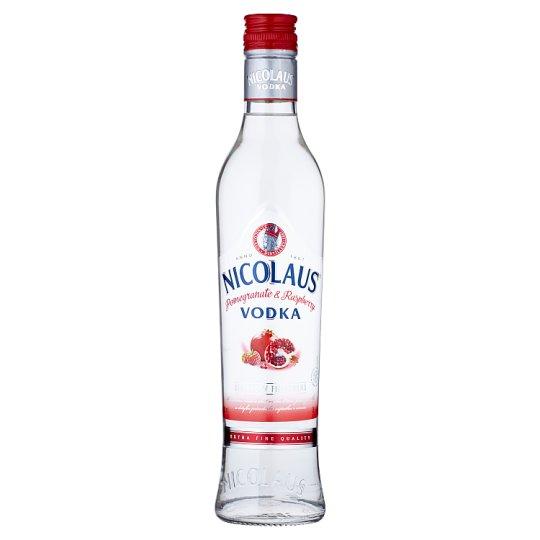 St. Nicolaus Pomegranate & Raspberry Vodka 500ml