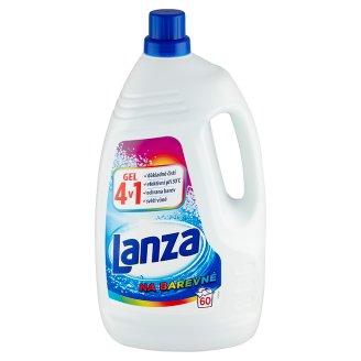 Lanza Expert Color Gel Liquid Detergents - Colored Clothes 60 Wash 3.96L