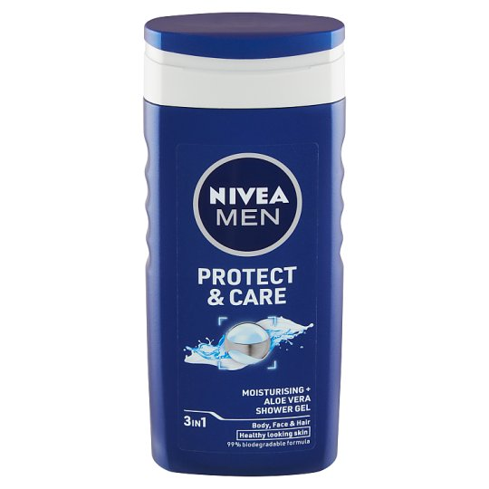 Nivea Men Protect & Care Sprchový gel 250ml