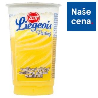 Zott Liegeois Puding vanilková příchuť 175g