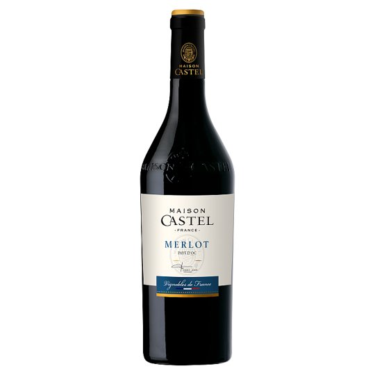 Maison Castel Dry Red Wine 750ml