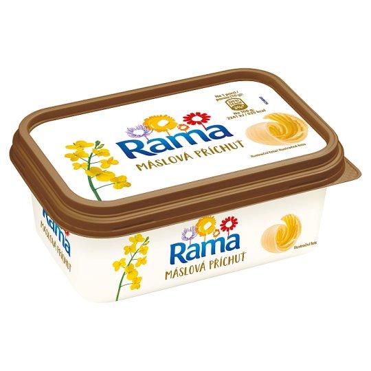 Rama Máslová příchuť 250g