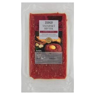 Tesco Hovězí tatarský biftek 250g