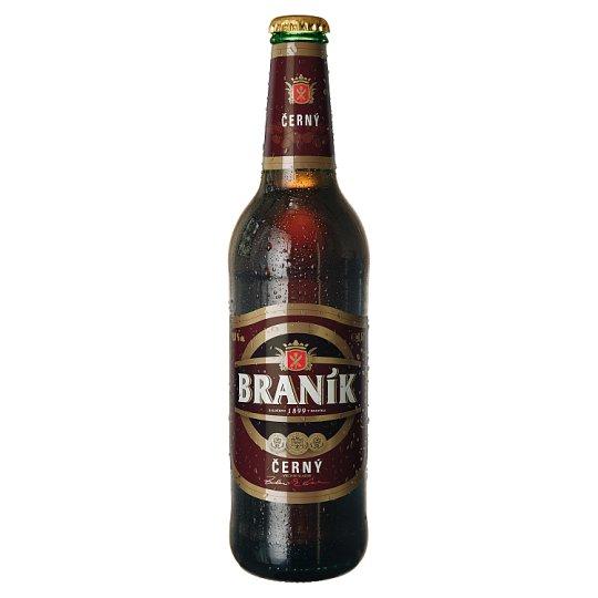 Braník Černý pivo výčepní tmavé 0,5l