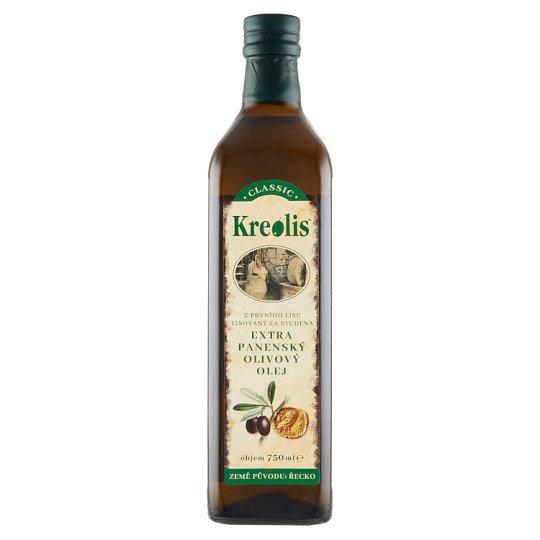 Kreolis Classic Extra panenský olivový olej 750ml