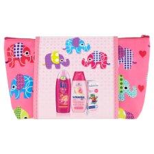 image 1 of Multibrand Kids Christmas Gift Set Fa Kids Girl SG+Schauma Kids Girl SHP+Vademecum Junior Strawberry