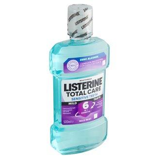 Listerine Total Care Sensitive Clean Mint Mouthwash 500ml