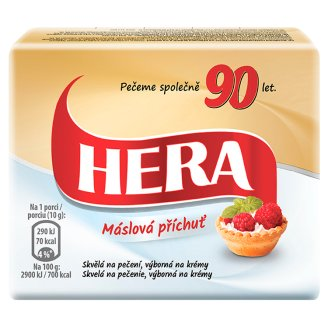 Hera máslová příchuť 250g