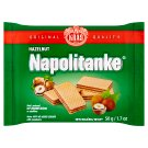 Kraš Napolitanke Wafers with Hazelnut Filling 50g