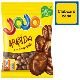 JOJO Peanuts in Sugar 60g