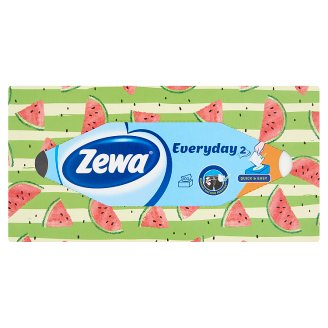 Zewa Everyday Tissues 100 pcs
