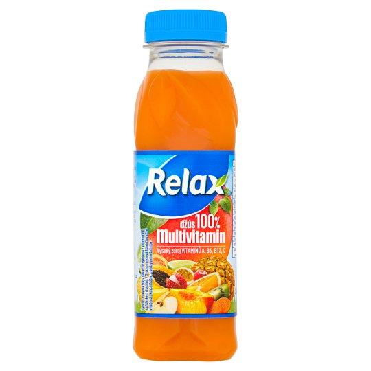 Relax 100% multivitamin 300ml