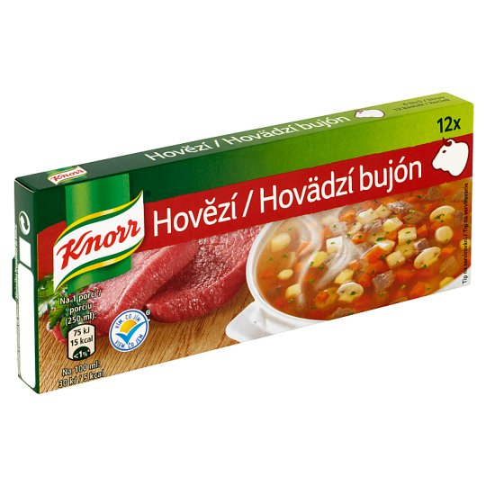 Knorr Beef Stock Cubes 6L