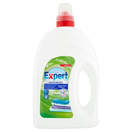 Go for Expert Universal Washing Gel 50 Washes 3.65L