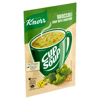 Knorr Cup a Soup Broccoli Soup with Croutons 16g