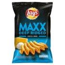 Lay's Maxx Deep Ridged Cheese & Onion 140g