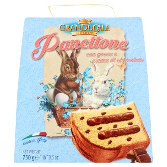 Granducale Panettone with Chocolate 750g